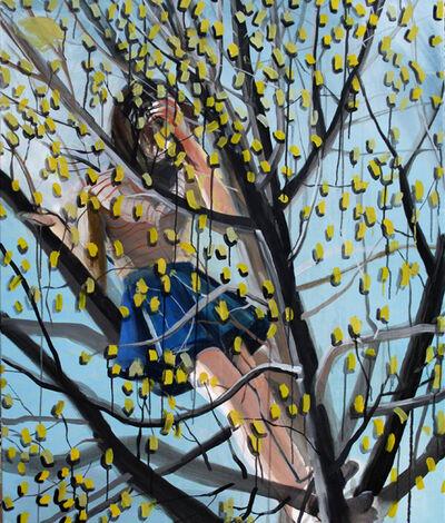 Hanna Ilczyszyn, 'On a tree', 2015