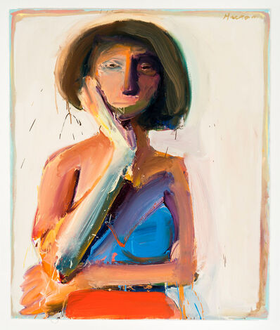 Richard Hickam, 'Lisa V', 1980