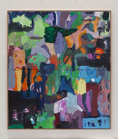 Roland Kronschnabl, 'Woodland run', 2020