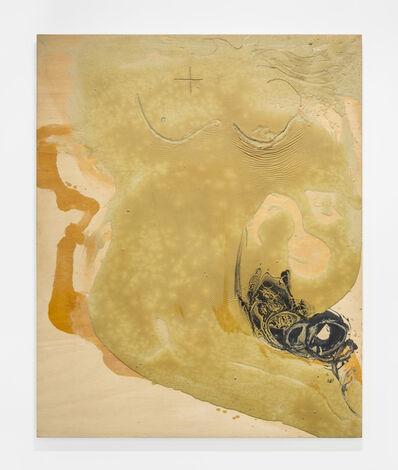 Antoni Tàpies, 'Cos de material', 1990