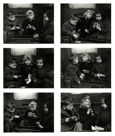 Ruth Orkin, 'The Cardplayers', 1947