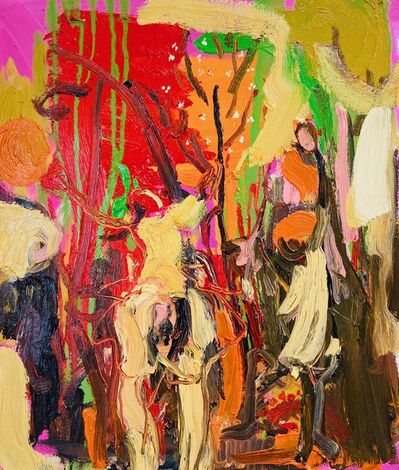 Paul Wadsworth, 'Picking The Harvest In Kerala', 2020