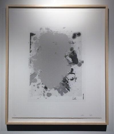 Christopher Wool, 'Portraits #1 (B&W)', 2014