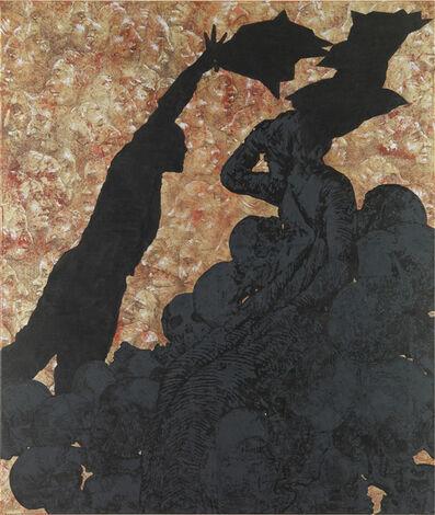 Jörg Immendorff, 'Ohne Titel', 2006