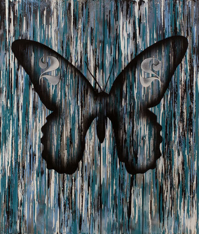 Nick Walker, 'Butterfly22', 2020