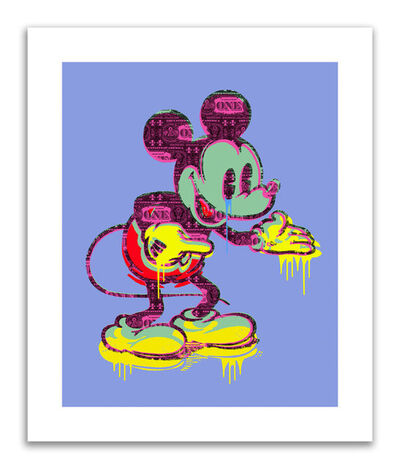 Ben Allen, 'Popaganda Mouse Two 3D', 2021