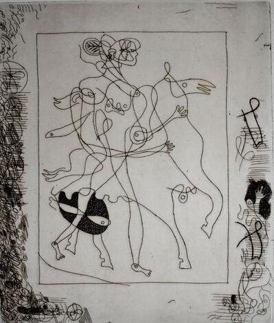 Georges Braque, 'Theogony of Hesiod | La Théogonie d'Hésiode', 1932