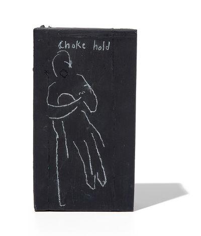 Henry Taylor, 'Choke Hold', 2010