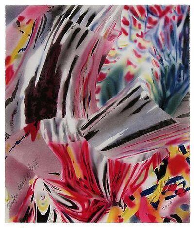 James Rosenquist, 'Drifter-Speed of Light', 2000
