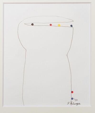 Sadamasa Motonaga, 'Work', 1970