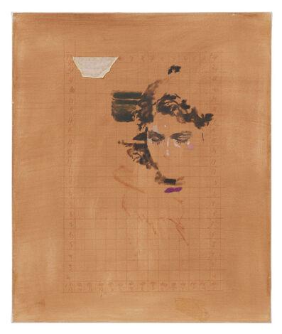 Fatma Shanan, 'Potrait and Scarf', 2017