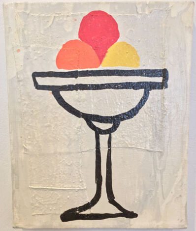 Donald Baechler, 'Ice Cream', 1991