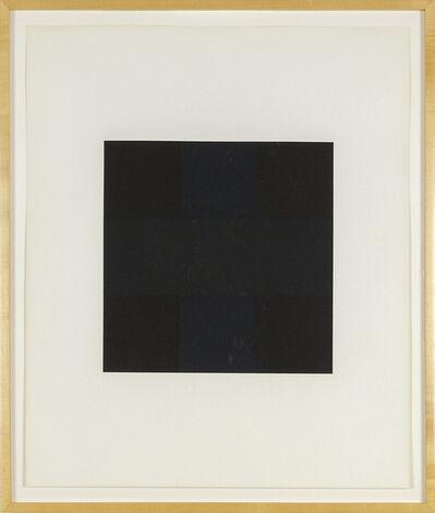 Ad Reinhardt, 'Ten Works x Ten Painters', 1964