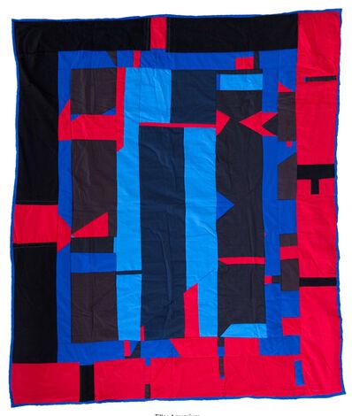 Loretta Pettway Bennett (Gee's Bend), 'AQUARIUM', 2008