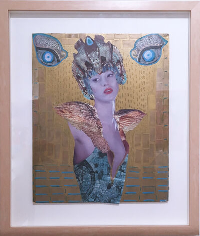 Deming King Harriman, 'Golden Girl', 2012