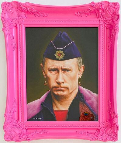 Scott Scheidly, 'Putin', 2020