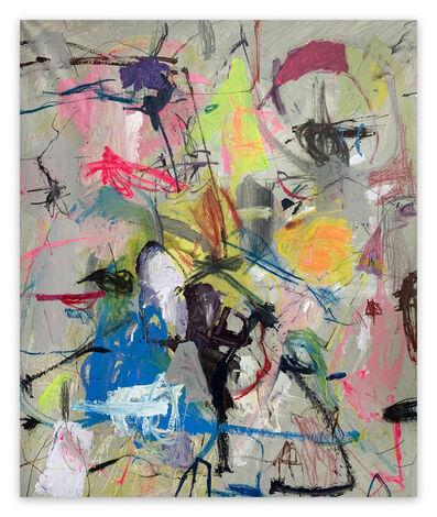 Yevhen Lisniak, 'Untitled21F (Abstract painting)', 2021