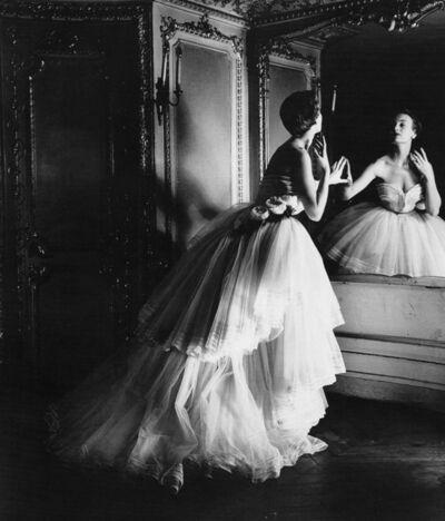 Louise Dahl-Wolfe, 'Dior Ballgown', 1950