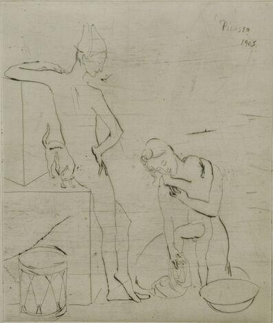 Pablo Picasso, 'Le Bain', 1905