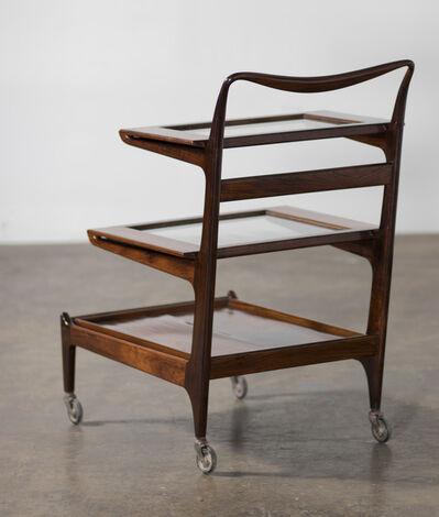 Carlo Hauner & Martin Eisler, 'Bar cart ', ca. 1955