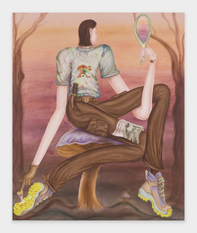 Charlie Roberts, 'Tangerine Dream', 2020