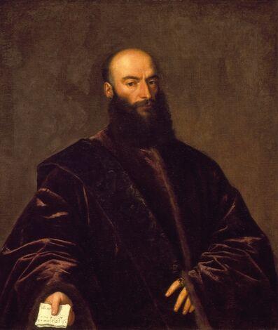 Titian, 'Portrait of Giacomo Dolfin', ca. 1531