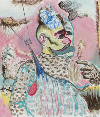 Simphiwe Ndzube, 'Untitled Portrait #2', 2019
