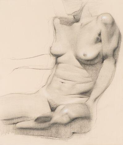 Daniel Sprick, 'Seated Nude', 20th/21st Century