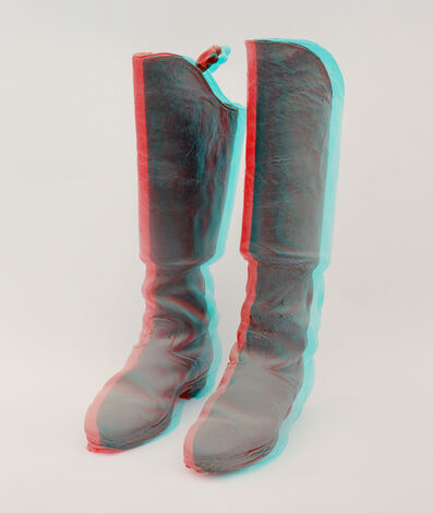 The Cool Couple, 'Cossack Boots, Arta Terme #001', 2013