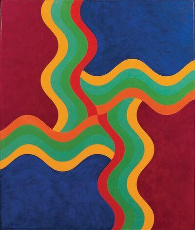 Mohamed Melehi, 'Composition', 1970