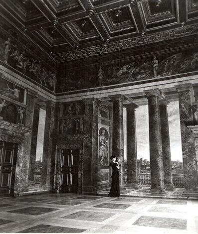 Pasquale de Antonis, 'Battilocchi's dress at the Farnesina', 1948
