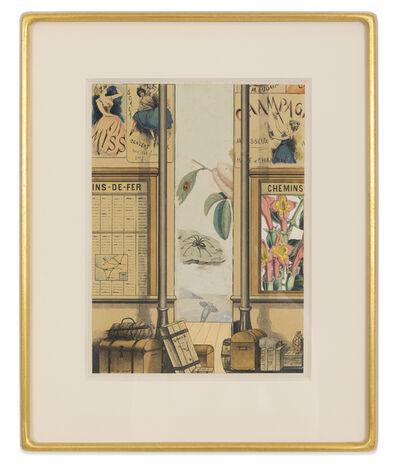 Max Ernst, 'Les Filles La Mort Le Diable', 1970