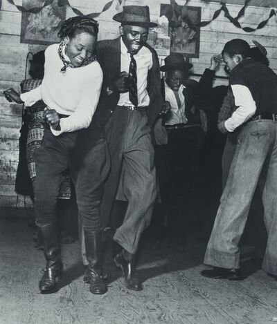 Marion Post Wolcott, 'Jitterbugging in Juke Joint, Clarksdale, Mississippi', 1939-printed later