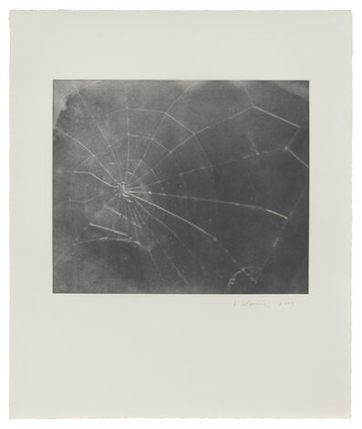 Vija Celmins, 'Untitled (Web #5)', 2009