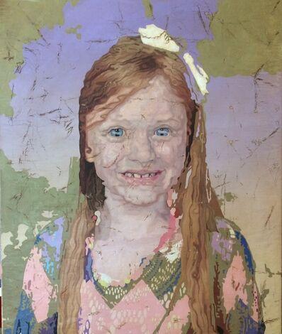 Colin Chillag, 'Portrait of a Girl #6', 2017