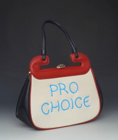 Michele Pred, 'Vote/Pro Choice', 2019