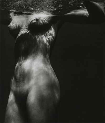 Brett Weston, 'Underwater Nude 63', 1979-1982