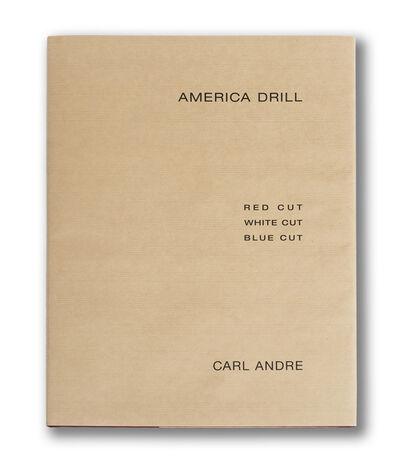 Carl Andre, 'America Drill', 2003