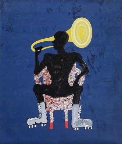 Amadou Sanogo, 'Place d'expression  ', 2017