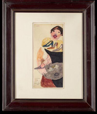 Carol Rama, 'Untitled (Calzolaio 1933)', Undated ('70s)