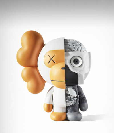 KAWS, 'Milo (Dissected)', 2010