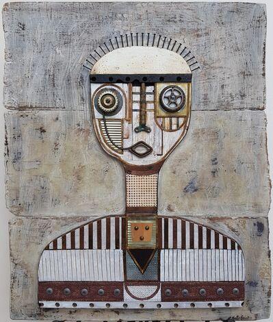 Hector Frank, 'Eye Piece Portrait', 2017