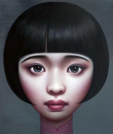 Zhang Xiangming, 'Beijing Girl', 2019