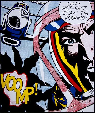 Roy Lichtenstein, 'Basel', 1987