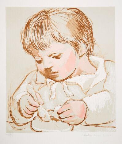 Pablo Picasso, 'Enfant Deieunant', 1973