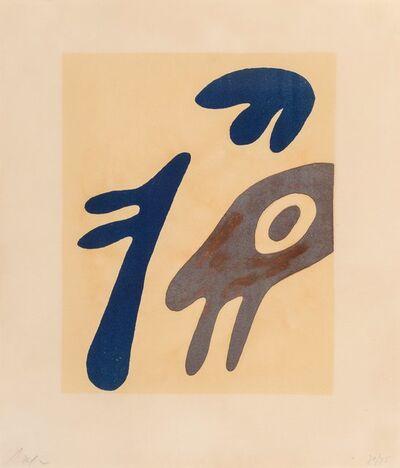 Jean Arp, 'Les mains'