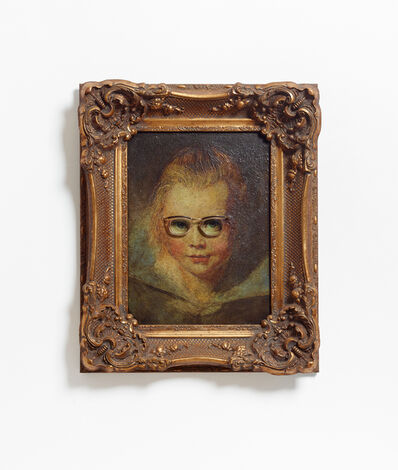 Nancy Fouts, 'A Child (after, Rubens)', 2012