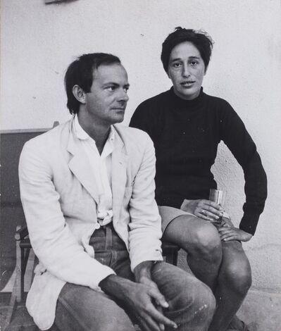Plinio De Martiis, 'Fioroni & Twombly', 1963