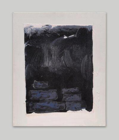 Adja Yunkers, 'My Childhood Garden at Night IV', 1982