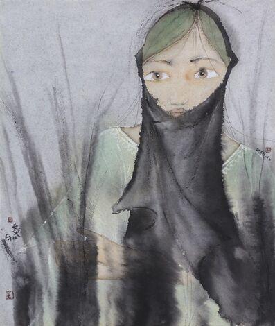 Liu Qinghe, 'Gusty', 2018
